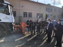 Türkeli İlçe Özel İdare'ye Araç Takviyesi