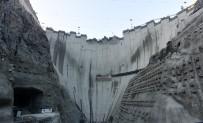 Yusufeli Barajı'nda Son 7 Metreye Girildi