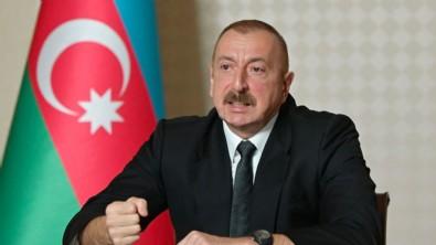 Aliyev'den Ermenistan'a uyarı!