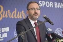 Bakan Kasapoğlu Açıklaması 'Birileri Fitne Üretecek Biz Onlara Rağmen Hizmet Vermeye Devam Edeceğiz'