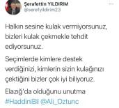 CHP Genel Başkan Yardımcısı Öztunç'a 'Kulak Çekme' Tepkisi