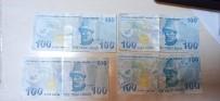 Düzce'den Geldiler Alaplı'da Sahte Parayla Yakalandılar