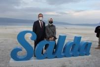 Gençlik Ve Spor Bakanı Kasapoğlu Açıklaması  'Salda Gölü Bizim İçin Önemli Bir Hazine'