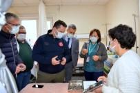 İl Sağlık Müdürü Bilge, Seyitgazi'deki Sağlık Kuruluşlarına İnceleme Ve Değerlendirme Ziyaretinde Bulundu