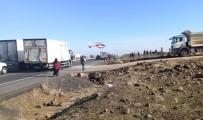 Kazada Ağır Yaralanan Kişiye Ambulans Helikopterde Müdahale