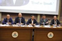 Nevşehir Belediye Meclisi Yeni Yılın İlk Toplantısını Gerçekleştirdi