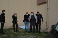Sinop'ta 8. Kattan Düşen Emekli Öğretmen Öldü