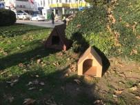 Sokak Hayvanları İçin 20 Yeni Kulübe