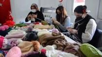 Türk Kızılay Çocuklar İçin 'Bir Yumak Mutluluk' Örüyor