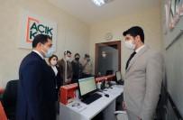 Amasya'da 'Açık Kapı'ya 12801 Başvuru