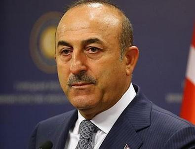 Bakan Çavuşoğlu'ndan AB açıklaması!