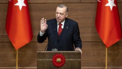 Başkan Erdoğan'dan Uydu Teknolojileri Haftası'nda önemli açıklamalar