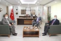 Başkan Ramazan İl Müdürü Yetim İle Bir Araya Geldi