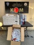 Batman'da 4 Bin 700 Paket Kaçak Sigara Ele Geçirildi