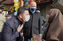 Belediye Başkanı Rasim Arı, Esnaf Ziyaretlerinde Bulundu