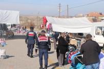 Boğazlıyan'da Jandarmadan Pazar Yerlerinde Sıkı Denetim