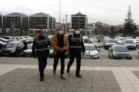Bolu'da Yakalanan Firari Cinayet Zanlısı Adliyeye Sevk Edildi