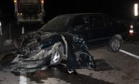 Çorum'da 2020 Yılında Trafik Kazalarında 16 Kişi Hayatını Kaybetti