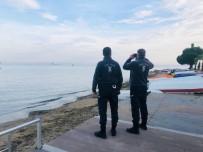Denizde Kaybolan Genç 3 Gündür Aranıyor