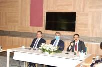Edremit TDİOSB İstişare Toplantısı Yapıldı