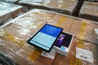 Erdek'te 10 Öğrenciye Tablet Bilgisayar