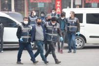 Kahramanmaraş'ta Hırsızlık Operasyonu Açıklaması 10 Gözaltı