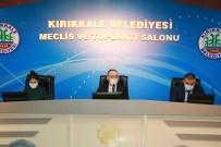 Kırıkkale Belediyesi 2021 Yılının İlk Meclis Toplantısı Gerçekleştirdi