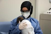 Korona Virüse Yakalanan Yeni Doğmuş Bebeklere Hemşirelerden Anne Şefkati