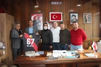 Zonguldak Şehit Madenci Aileleri Derneği'nden GMİS'e Forma