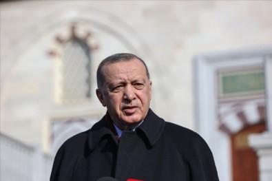 Başkan Erdoğan'dan Devegeçidi Köprüsü açılışında önemli açıklamalar!