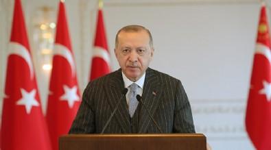Başkan Erdoğan'dan şehit annesine başsağlığı!