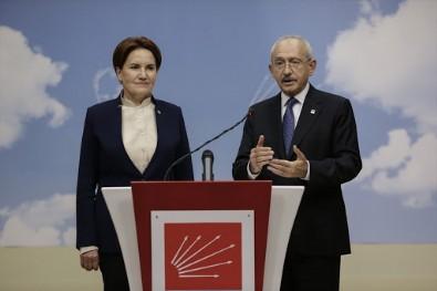 CHP- İyi Parti krizinde yeni perde! 'Demokrasi bazı bedenlere yük gelebilir'
