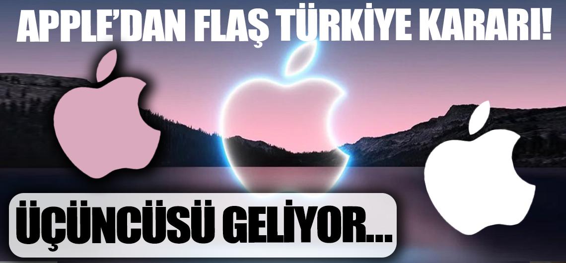 Apple, Türkiye'deki üçüncü mağazasını resmen duyurdu! Apple'ın yeni mağazası nereye açılıyor?
