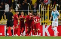 Milliler Letonya karşısında son saniyede güldü! Dünya Kupası yolunda kritik 3 puan…