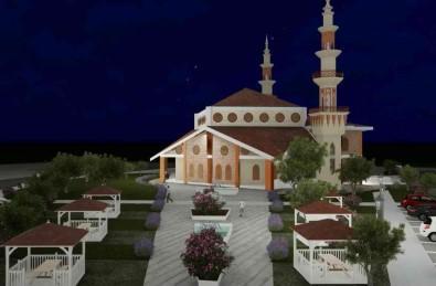 Aliaga Küçük Sanayi Sitesi'ne Yeni Cami Projesi