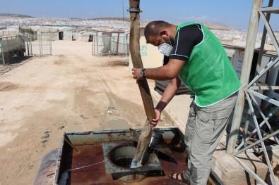 Idlib'te 22 Su Kuyusu Açildi