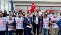İzmir'de metro çalışanlarından grev kararı! O tarihte kontak kapatacaklar