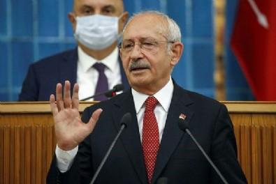 Kılıçdaroğlu, partisinin grup toplantısında skandala imza attı: Demirtaş'a özgürlük istedi, PKK demeden terörü kınadı