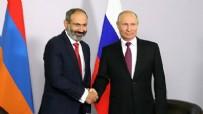 Paşinyan Putin'e koştu: Bütün konuları onunla ele alacağım