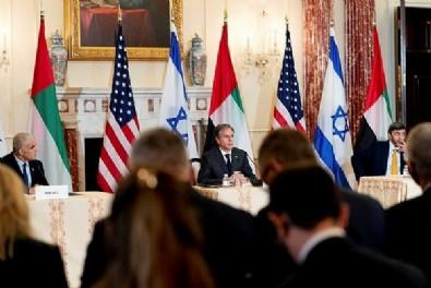 ABD ve İsrail'den İran'a gözdağı: Diplomasi başarısız olursa diğer seçenekler masada...