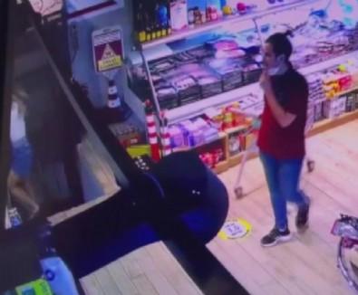 Akılalmaz olay! Alışveriş için girdiği marketten ayağı kırık çıktı