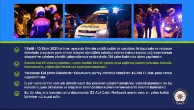 Ankara'da Korsan Vale Ve Otoparkçilara Yönelik Uygulamada 134 Kisiye Islem Uygulandi