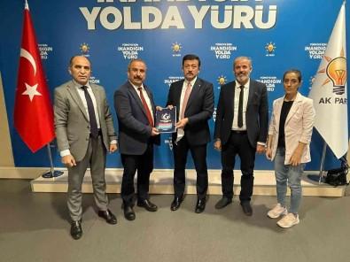 AYD Baskani Burhan Açiklamasi 'Temiz Ve Özgür Bir Sosyal Medya Istiyoruz'