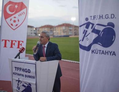 Baskan Alim Isik Açiklamasi 'Kütahya Futbol Kentidir'