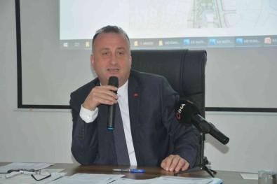 Baskan Ayhan Açiklamasi 'Kent Meydanini Sinop Halkinin Hizmetine Hep Beraber Sunacagiz'