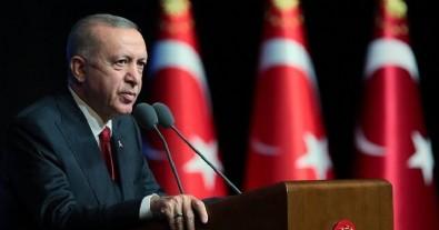 Başkan Erdoğan'dan Ankara mesajı!
