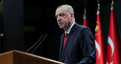 Başkan Erdoğan Kavcıoğlu'nu kabul etti!