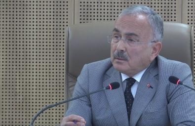 Baskan Hilmi Güler'den CHP'li Üyeye Cografya Dersi