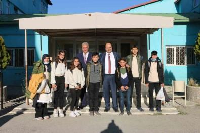Baskan Orhan'dan Aydemir'e 'Tarim Ve Hayvancilik Lisesi' Tesekkürü