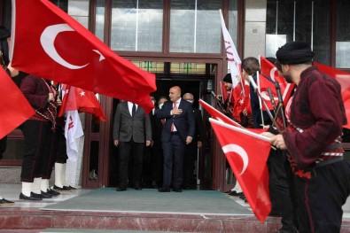 Baskent Ankara Için Keçiören'de Çifte Kutlama